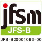 jfs規格認証ロゴ