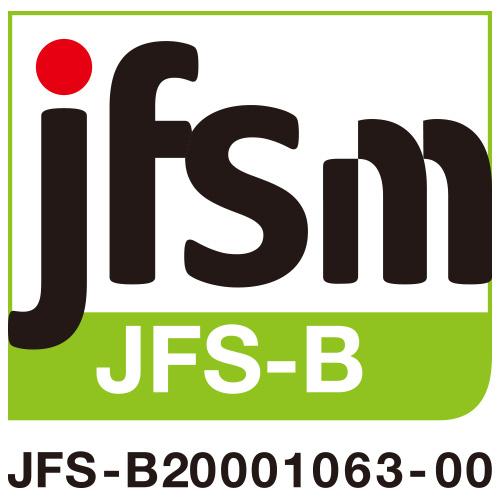 JFS―B認証ロゴマーク